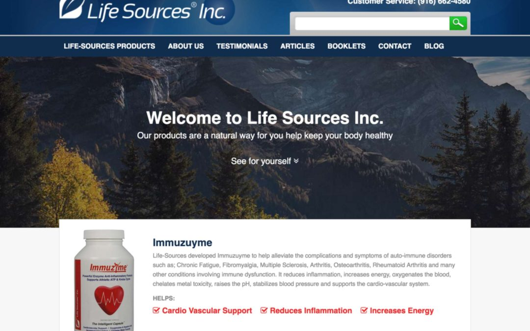 Life-sources